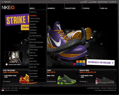 design your own nike sneakers