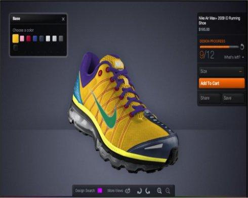 '4 Finished Sneaker-Designyourownsneaker-nike'